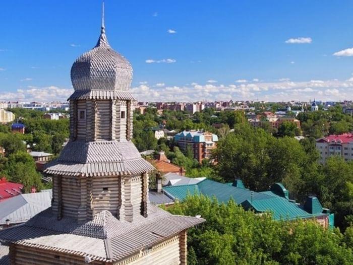 Культурный гид по Томску