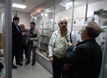 Выставка «Война в миниатюре»