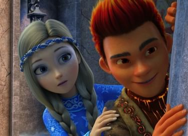 Показ мультфильма «Снежная королева – 3. Огонь и лед: 3D»