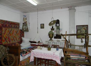 Экспозиция «В крестьянской хате»