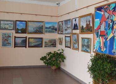 Выставка «Подмосковная мозаика»