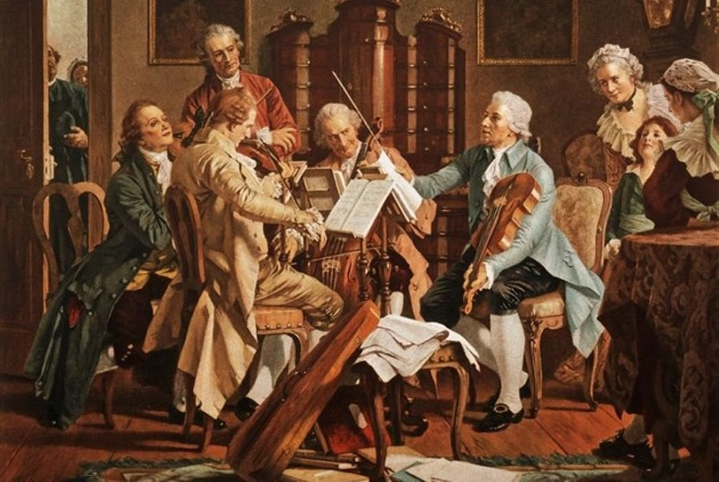 how is the music from the first movement of mozart s 40th symphony an example of music from the clas This has got to be one of the most charming pieces of music i've ever heard it's so  of mozart's 40th i've  movement 4 of my first symphony.