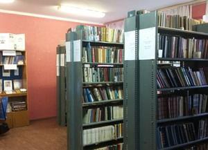 Целеевская сельская библиотека