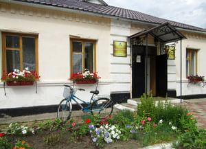 Межпоселенческая библиотека имени В. А. Дрокиной