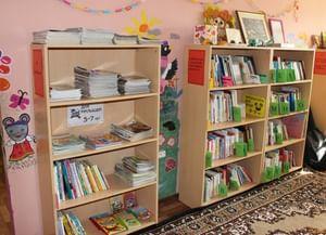 Орудьевская сельская библиотека