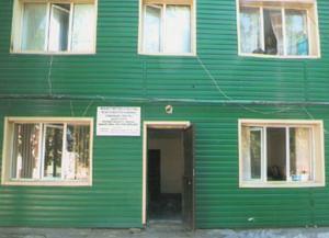 Поселковая библиотека пос. Чири-Юрт