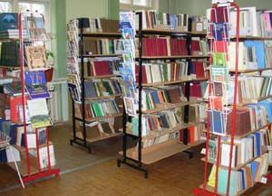 Среднекарачанская библиотека