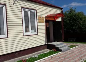 Сельская библиотека с. Вашендарой