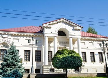 Постоянная экспозиция Литературного музея