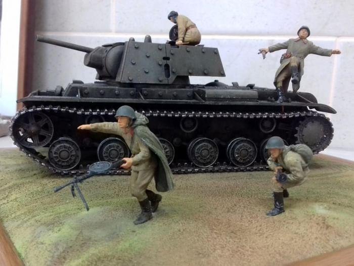 Выставка «Военная техника Второй мировой войны»