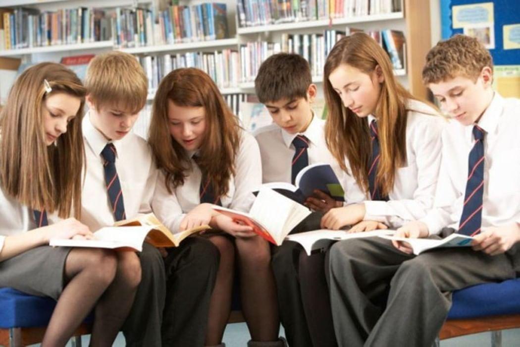 Знакомство Учащихся Старших Классов Библиотекой