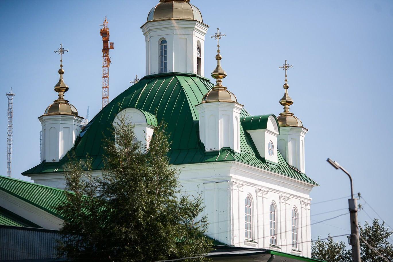 Собор святых первоверховных апостолов Петра и Павла. Фотография: 2do2go.ru