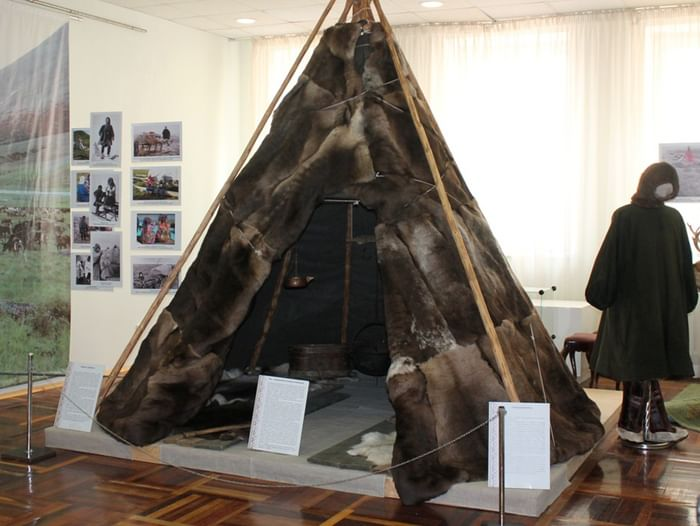 Выставка «Врата Арктики»