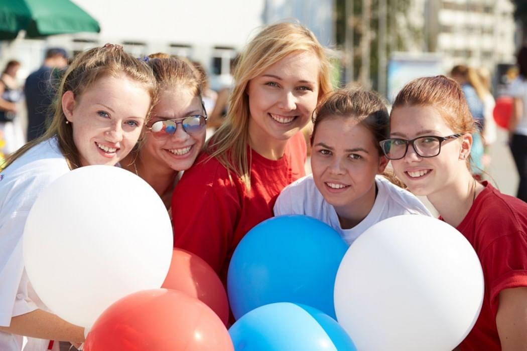 российская молодежь картинки подходит нанесение рисунка