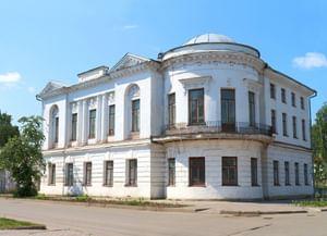 Детский музейный центр г. Великий Устюг