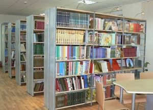 Тихвинская сельская библиотека
