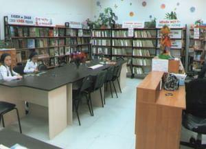 Центральная детская библиотека Шалинского района