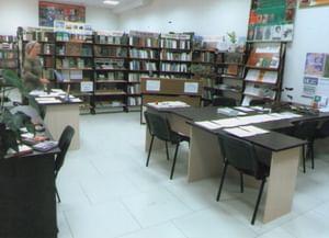 Центральная районная библиотека г. Шали