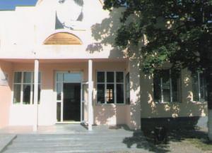 Сельская библиотека с. Сержень-Юрт