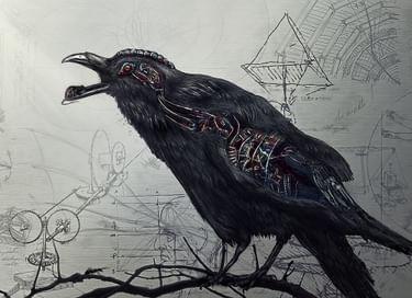 Познавательный час «Ворон обманщик»