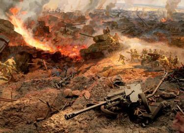 Кинолекторий, посвященный Прохоровскому танковому сражению
