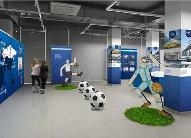 Выставка «Крылья будущего»