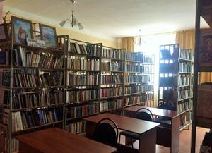 Кольчугинская сельская библиотека-филиал № 44