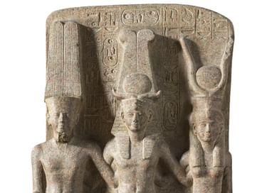 Выставка «Нефертари и Долина цариц. Из Египетского музея в Турине»