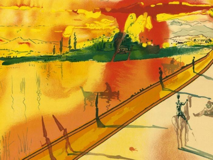 Выставка «Сальвадор Дали и Пабло Пикассо. Рапсодия страсти»