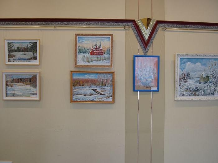 Персональная выставка Галины Рязановой