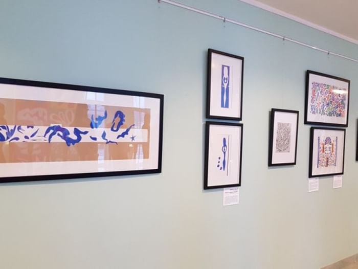 Выставка «Анри Матисс «Арабески»