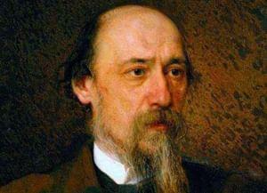 Николай Некрасов. «Зеленый шум»