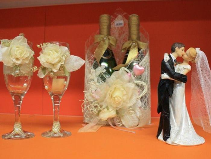 Выставка-экспозиция «Уж минули года с момента вашей свадьбы…»