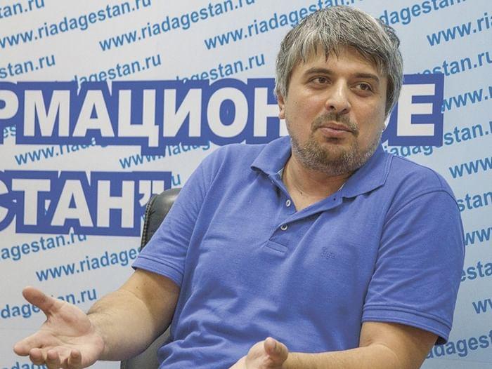 Встреча с публицистом Магомедом Ахмедовым