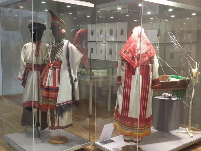 Выставка «История семьи – история республики»