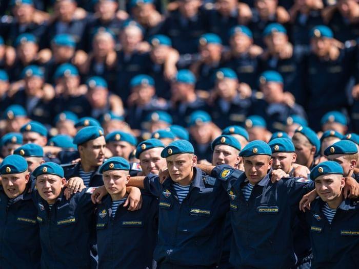 Концерт на призывном сборном пункте военного комиссариата Кировской области