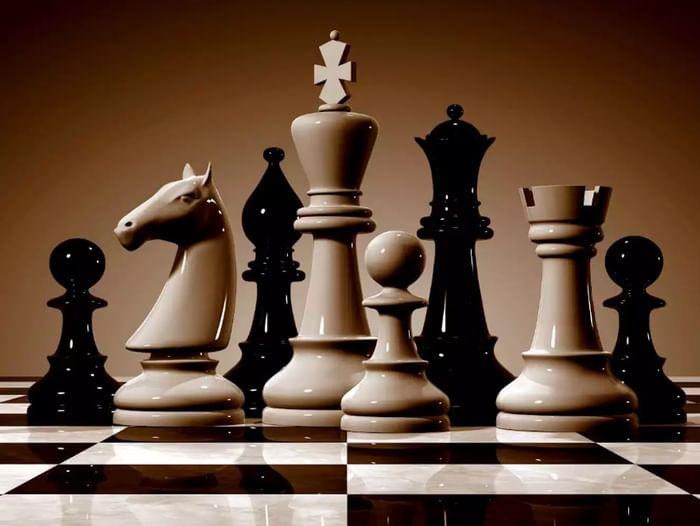 Выставка «Шахматный калейдоскоп»
