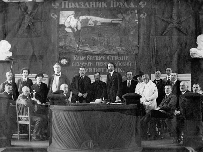 Выставка «Артист и власть: Ф. И. Шаляпин в 1917–1922 гг.»