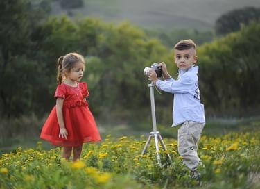 Конкурс «Мир на планете счастья детям»
