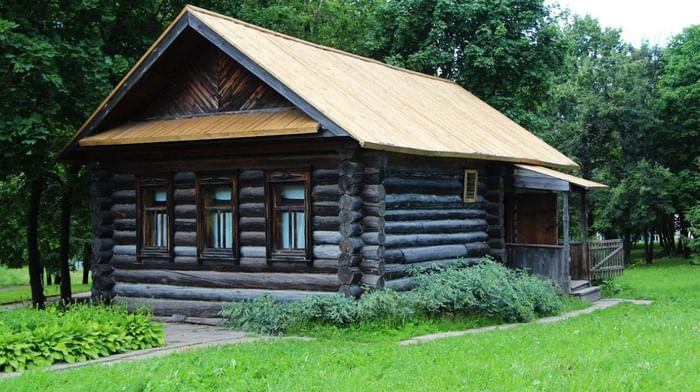 Мемориальный дом Чапаевых