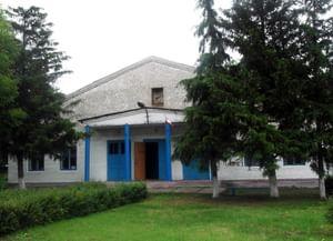 Сельская библиотека с. Абрамовка