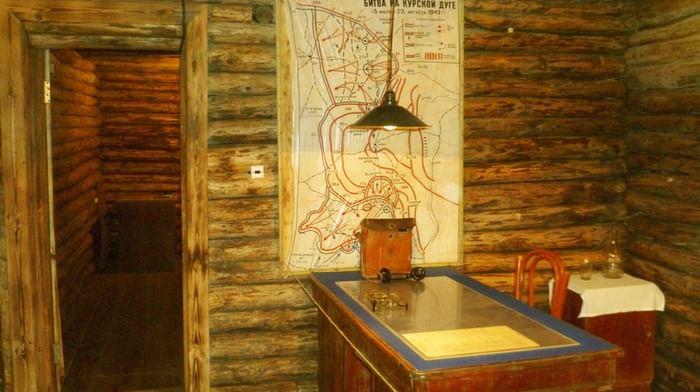 Историко-мемориальный музей «КП Центрального фронта»