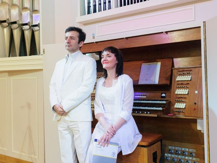 Концерт «Музыкальный «инстаграм» Баха»