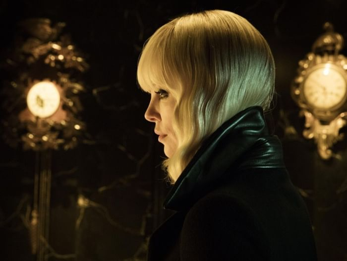 Кинопоказ «Взрывная блондинка»