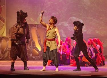 Мюзикл «Маугли и Лия. История любви»