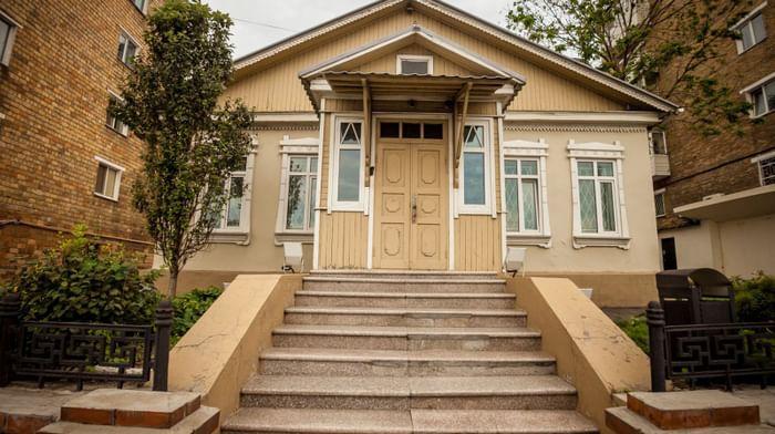 Дом Чиновника Суханова