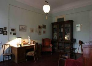 Мемориальный музей-квартира Льва Гумилева