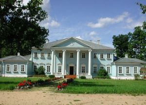 Музей-усадьба М. И. Глинки