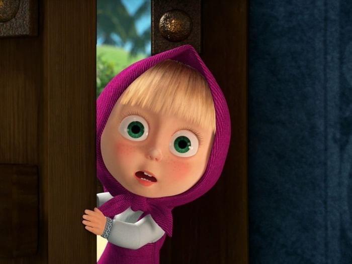 Кинопоказ детской анимации «Маша и Медведь. Новые истории»