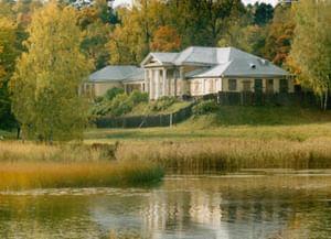 Историко-архитектурный и природный музей-заповедник «Парк Монрепо»